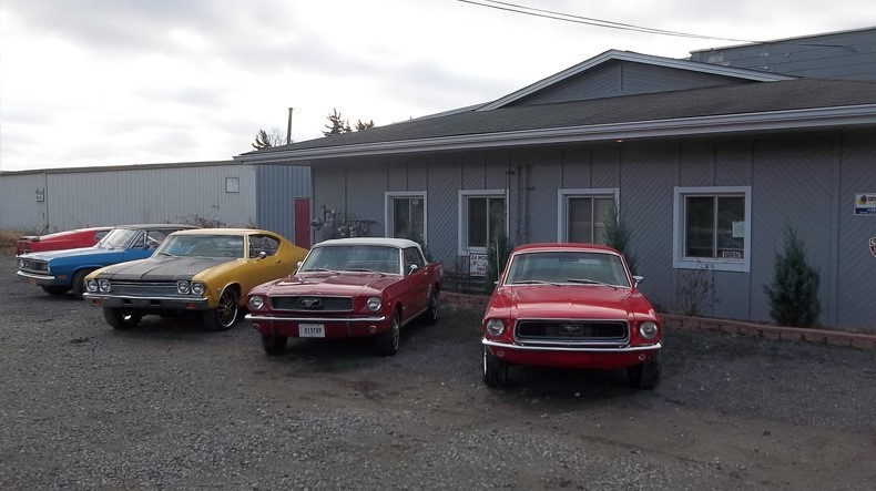 Buckeye Classic Car Restoration Restoration In Mahoning Valley - Classic car projects
